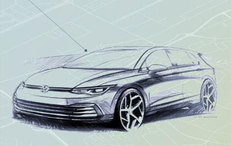 Volkswagen Golf 2020 Espia