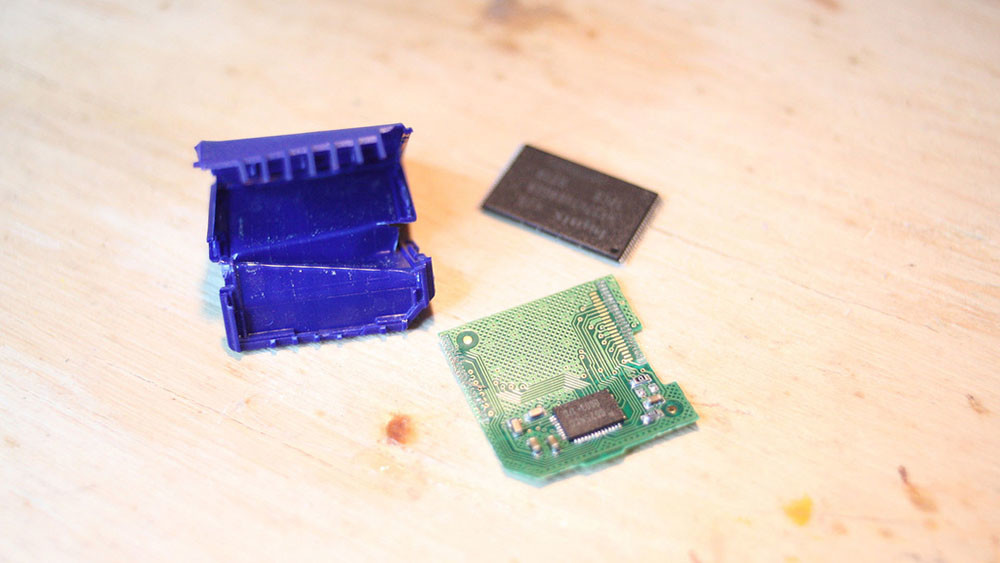 Cómo recuperar fotos borradas de una tarjeta de memoria