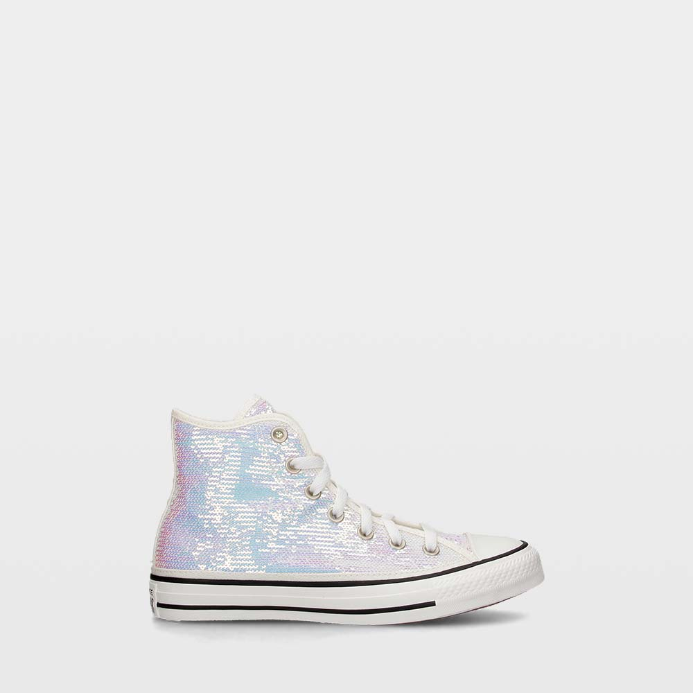Zapatillas Converse Mini Sequins Chuck Taylor All Star Low High