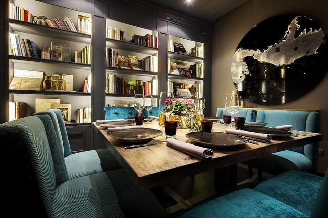 Restaurante de Carlos Oyarbide