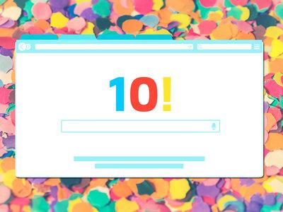 Chrome cumple 10 años: 10 extensiones para celebrarlo