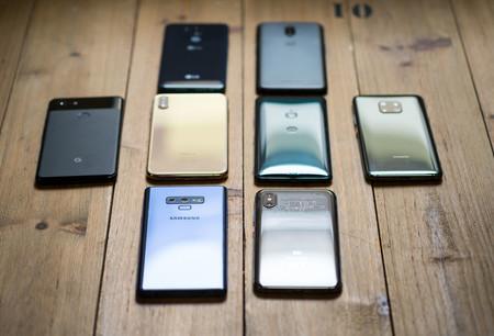 Estos son los mejores smartphones de 2018, según el equipo de Xataka México