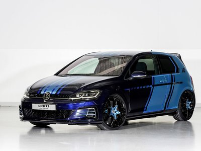Los próximos Volkswagen Golf GTI y Golf R podrían ser más potentes, pero también más ligeros