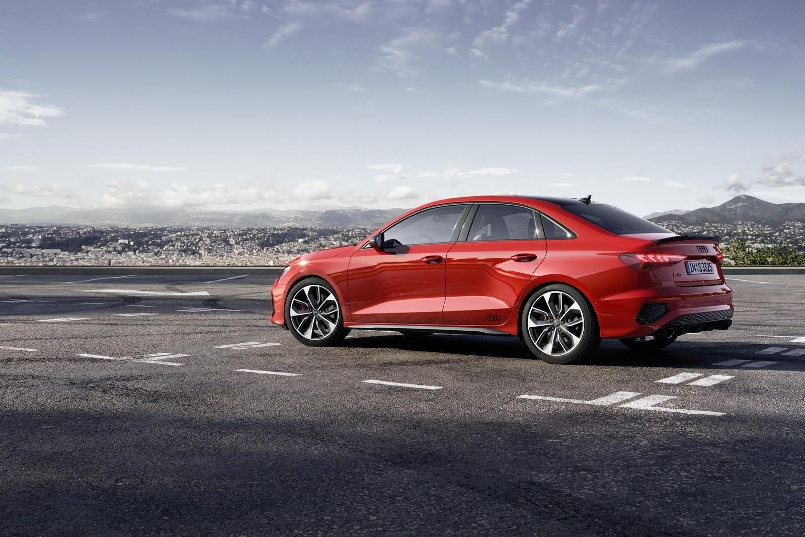 Foto de Audi S3 2020 (7/54)