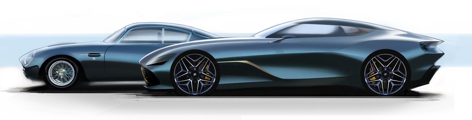 Foto de Aston Martin DBS GT Zagato, teaser (3/7)