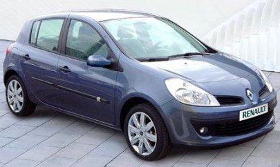 Renault Clio, Coche del año 2006