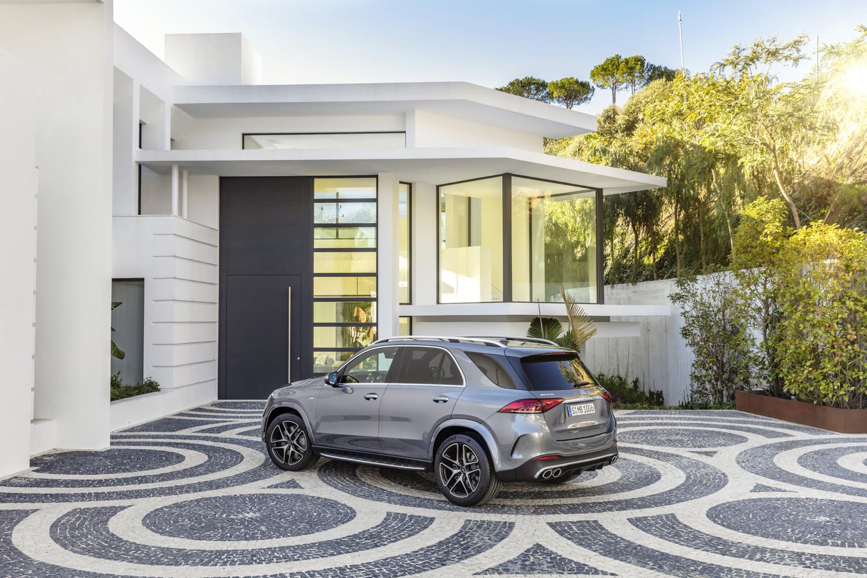 Foto de Mercedes-AMG GLE 53 4MATIC+ 2019 (24/44)