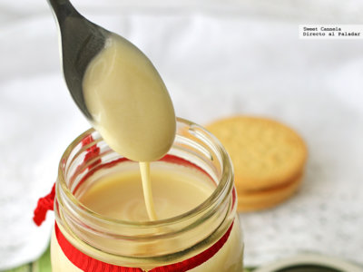 Cómo hacer leche condensada en Thermomix. Receta