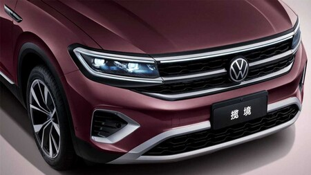Volkswagen Talagon 2021 2