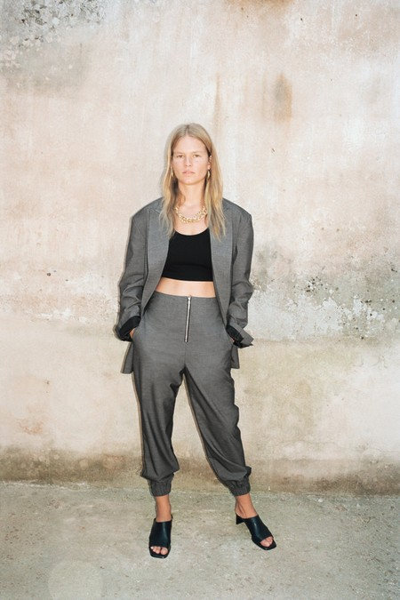 Anna Ewers Zara Aw 2020 11
