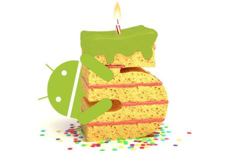 5 años de smartphones Android, veamos los hitos más importantes