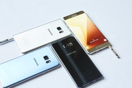 Samsung Galaxy Note 7, comparativa: así queda la gama alta Android con el phablet estrella de Samsung