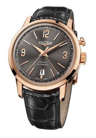 La firma de relojes Vulcain vuelve a Estados Unidos