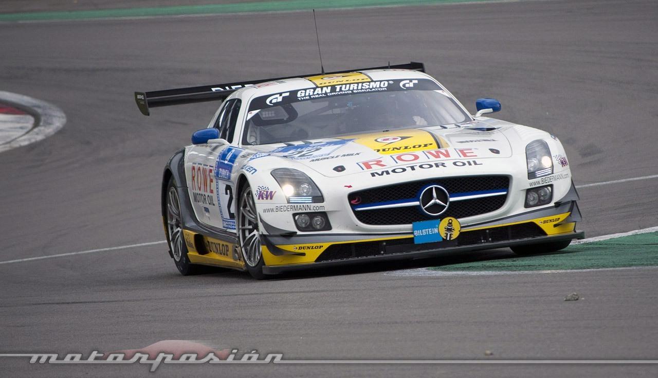 Foto de La increíble experiencia de las 24 Horas de Nürburgring (49/114)