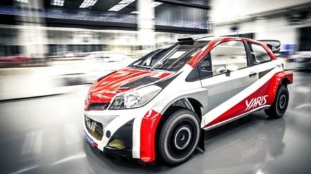 Conoce los últimos detalles sobre el Toyota Yaris WRC