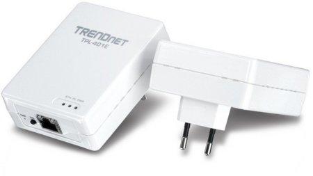 TRENDnet presenta el primer adaptador PLC de 500 Mbps