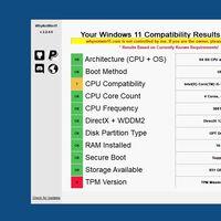 Ya puedes saber con detalle por qué Windows 11 no es compatible con tu equipo gracias a esta aplicación gratuita