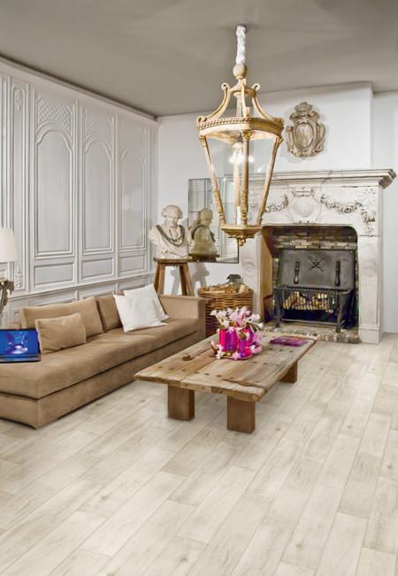 Salon White Wood Venatto Br