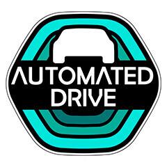 Automated Drive Etiqueta Japon Coche Autonomo