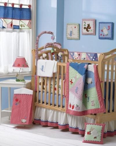¿Cuál es la mejor habitación para el bebé?