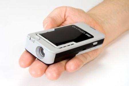 3M MPro110, primer picoproyector a la venta
