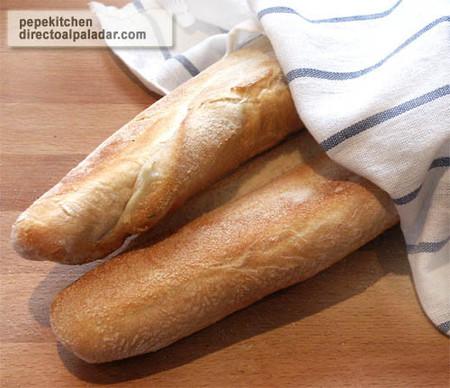 baguette o pan francés