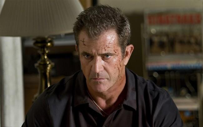 Mel Gibson en plan tío duro