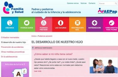 Familia y Salud: nueva web de la AEPap