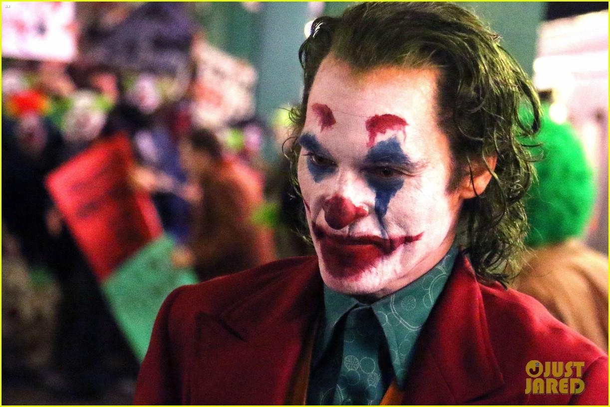 Foto de 'Joker': imágenes del rodaje (7/8)