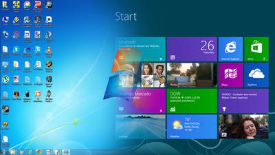 Windows 8: una interfaz totalmente renovada