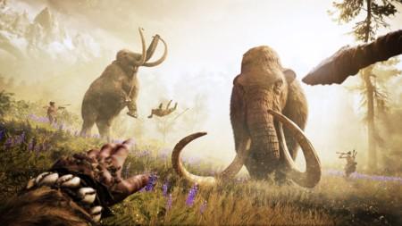 Ubisoft lleva su shooter estrella a la edad de piedra con  Far Cry Primal