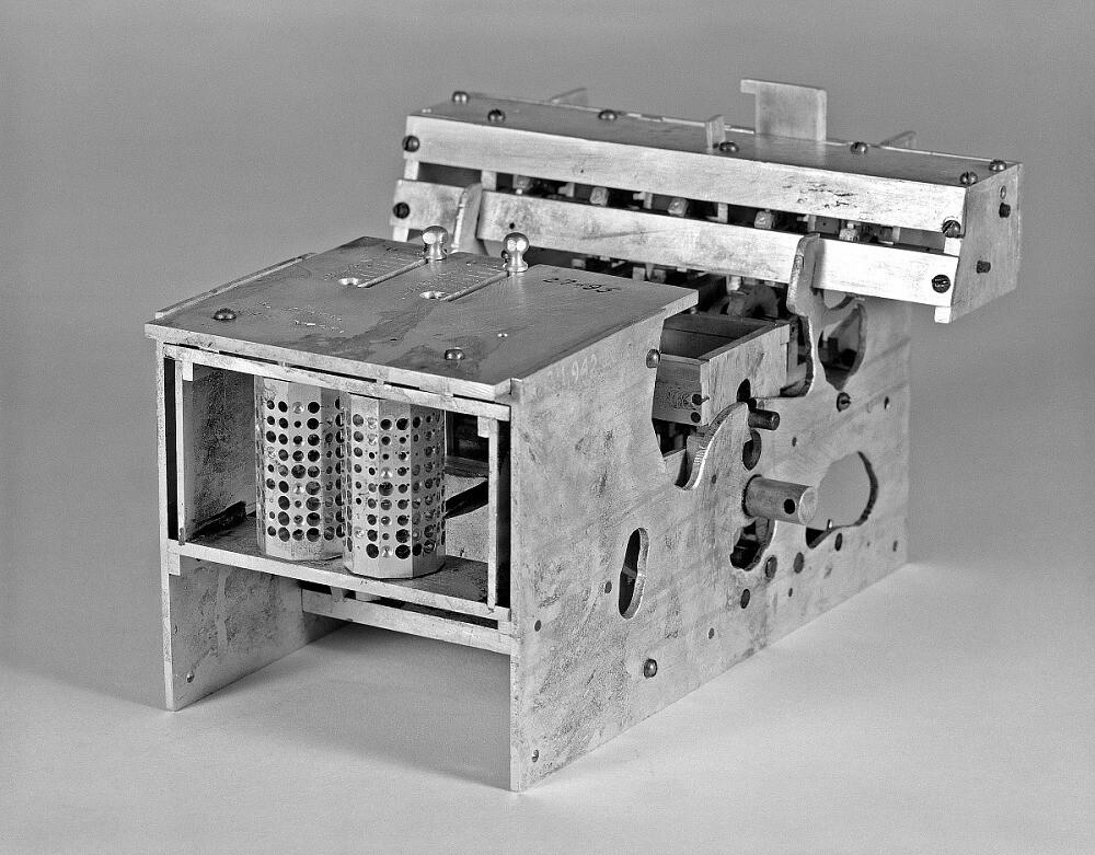 La primera calculadora capaz de realizar multiplicaciones la creó un español para intentar demostrar que no había que envidiar a los americanos