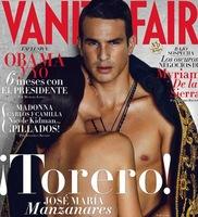 ¿Quién es Jose María Manzanares, el torero caliente de la portada de Vanity Fair?