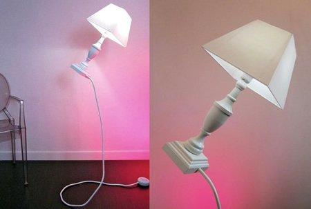 Otra lámpara flotante