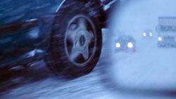 Recomendaciones para viajes en carretera en invierno
