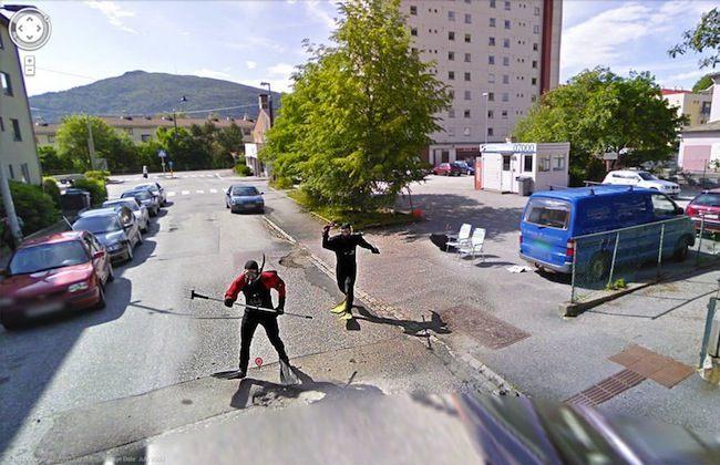 Foto de Google Street View fotos por Jon Rafman (29/32)