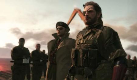 Kojima nos sorprende nuevamente con el tráiler de MGS V: The Phantom Pain