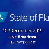El último State of Play del año tendrá lugar el 10 de diciembre y promete 20 minutos de grandes anuncios