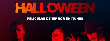 Pasa un Halloween de miedo: siete películas de terror disponibles en iTunes con las que no pegar ojo