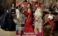 Penélope y Cayetano copan la portada de la revista Vogue de EEUU