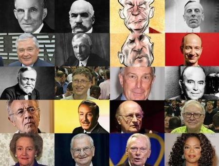 Los mejores líderes empresariales de la historia