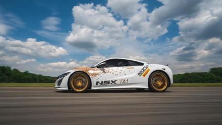 Acura quiere conquistar Pikes Peak con un NSX 100% eléctrico