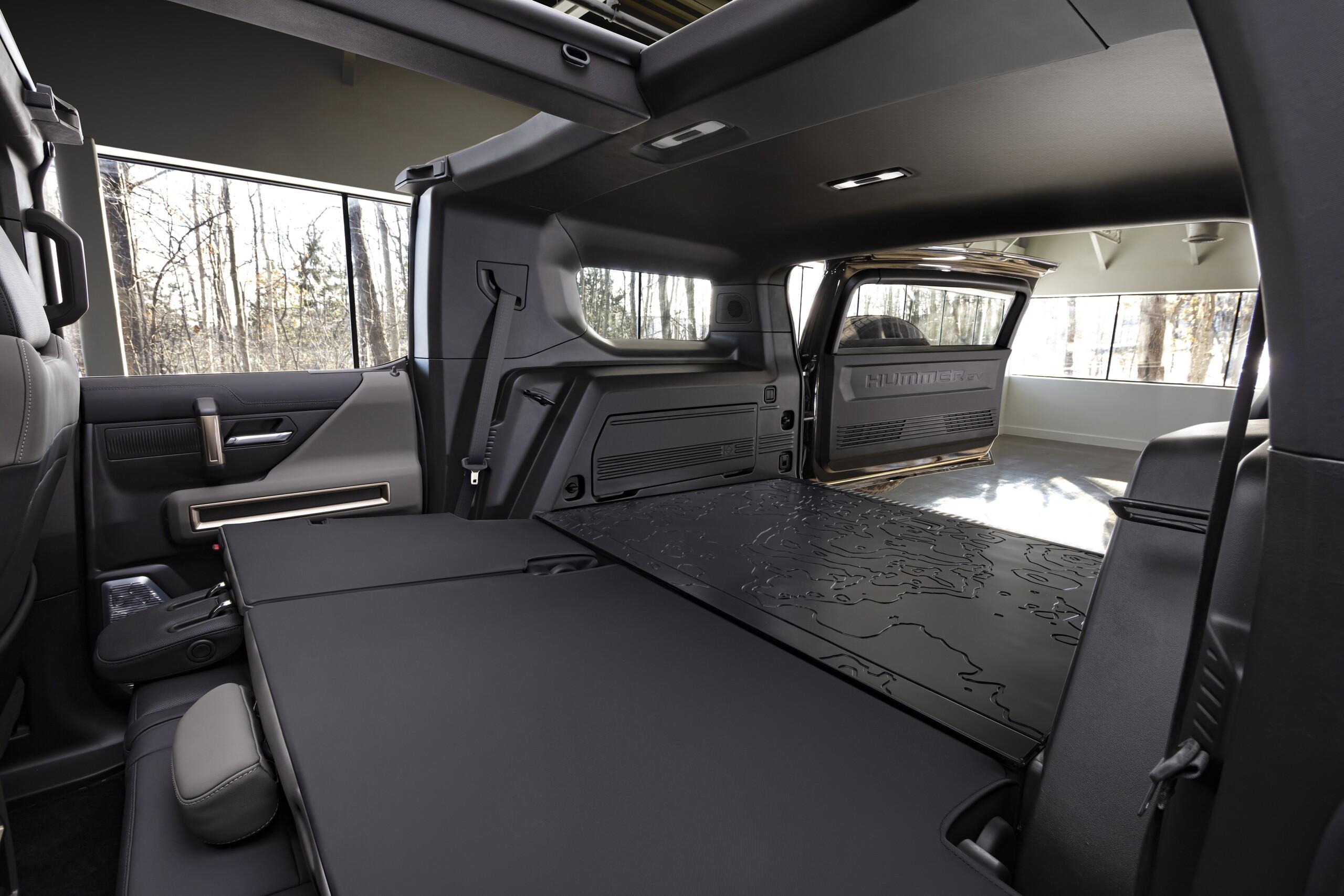 Foto de Hummer EV SUV 2024 (44/53)