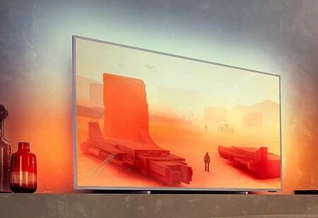 """Ahorra 300 euros en esta Philips de 70"""" con Ambilight y Dolby Vision: una smart TV de cine a precio mínimo de 699 euros en Amazon"""