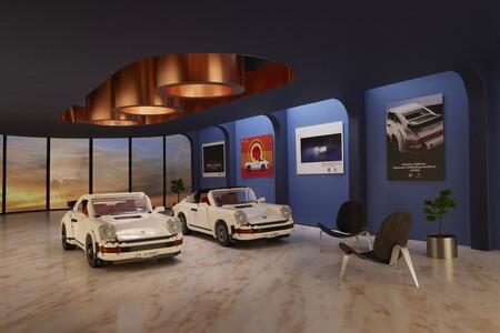 LEGO Porsche 911 Turbo y Targa