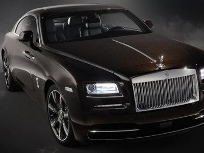 Rolls-Royce Wraith Inspired By Music: con la música a otra parte