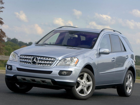 Mercedes Benz Ml320 Cdi