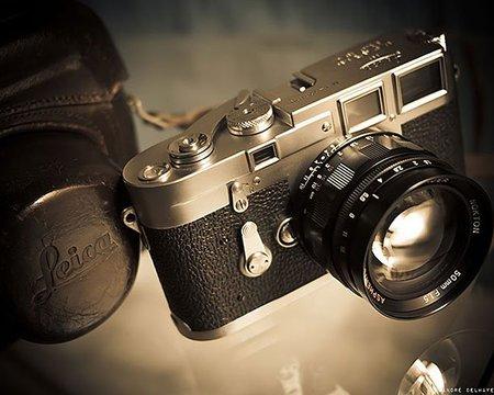 Victoria, my Leica M3