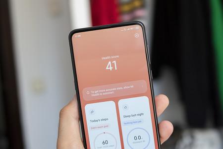 Mi Health, la nueva app de salud de Xiaomi que puedes descargar ya en formato APK