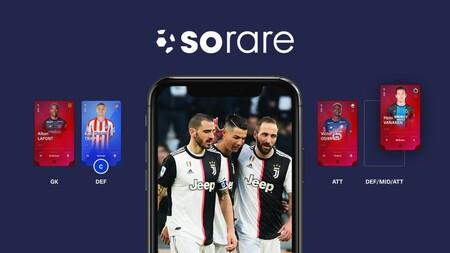 """Los cromos virtuales de futbolistas son un filón: Sorare """"levanta"""" 680 millones de dólares para su plataforma NFT"""